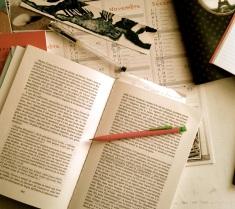 écrire une nouvelle